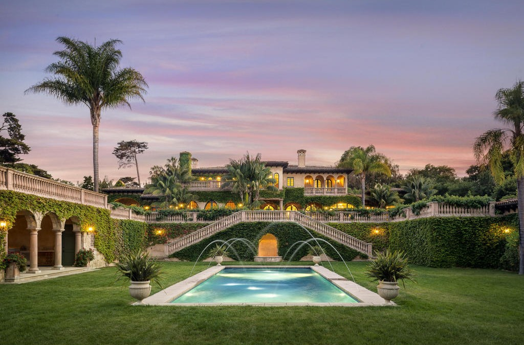 New  6 Bedroom Listing in SANTA BARBARA!